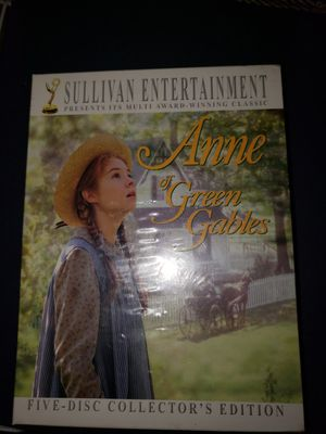 Anne of Green Gables 5 disc set for Sale in Chicago, IL