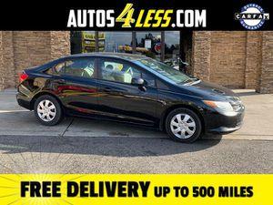 2012 Honda Civic Sdn for Sale in Puyallup, WA