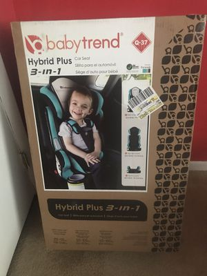 BABY TREND 3-1 CAR SEAT (BRAND NEW STILL IN BOX) for Sale in Newark, DE