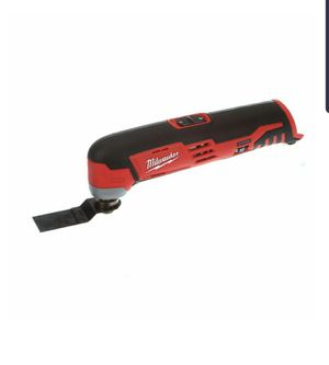 Milwaukee M12 12-Volt Lithium-Ion Cordless Oscillating Multi-Tool (Tool-Only) for Sale in Tucson, AZ