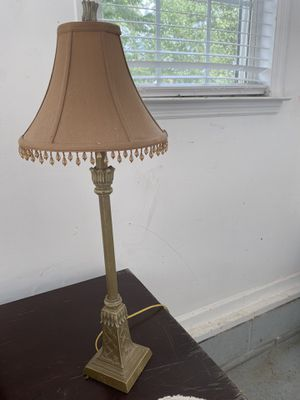 End table lamps matching pair for Sale in Murfreesboro, TN