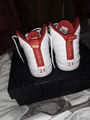 Air Jordan 12 retro (GS) 5y for Sale in Houston, TX