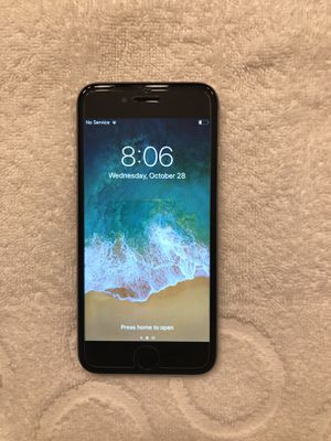 Iphone 6S/ AT&T/ 64 gig/ space grey for Sale in Maitland, FL