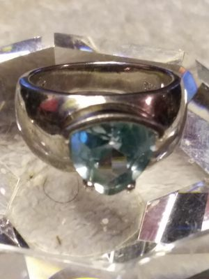 Sterling silver size 7+1/4 ring for Sale in Willow Street, PA
