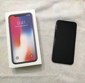 Apple iPhone X 256gb AT&T This iPhone for Sale in Jetersville, VA