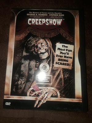 Creepshow DVD for Sale in Rock Island, IL