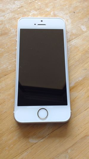 Factory unlocked iPhone SE Gold for Sale in Sunrise, FL