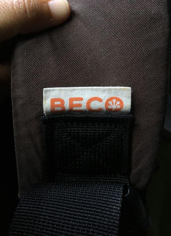 Brown Beco Gemini Carrier