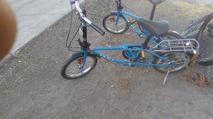"Da bike 16"" Folding bike I have two of them for Sale in Sunnyvale, CA"
