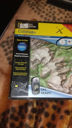 Topol mapping software for Sale in Colorado Springs, CO