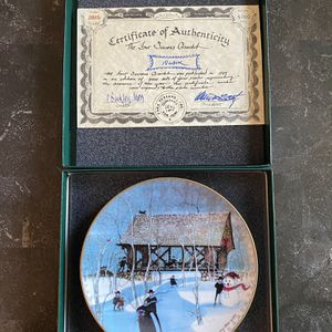 Collectible Anna Perenna Plate for Sale in Silver Spring, MD