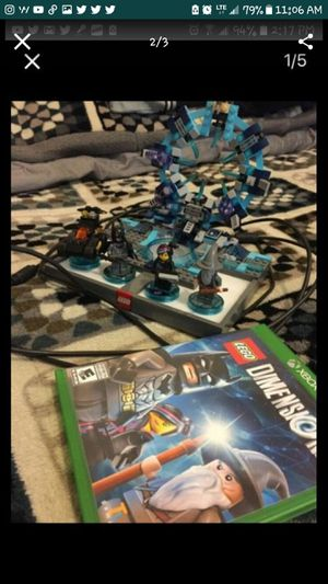 Lego dimensions Xbox one for Sale in Sanger, CA