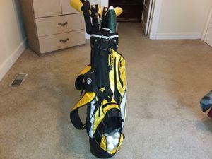 Golf clubs junior set for Sale in Durham, NC