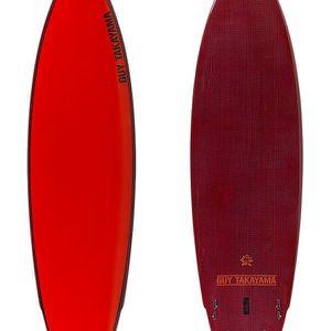 "Guy Takayama ""Hapa"" hybrid Shortboard Surfboard for Sale in San Diego, CA"