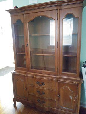 Wood Shelf Storage bookcase Organizer for Sale in Falls Church, VA