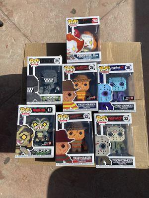 8 bit funko lot for Sale in Whittier, CA