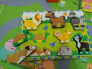 Kids Puzzle Toy for Sale in Osseo, MN