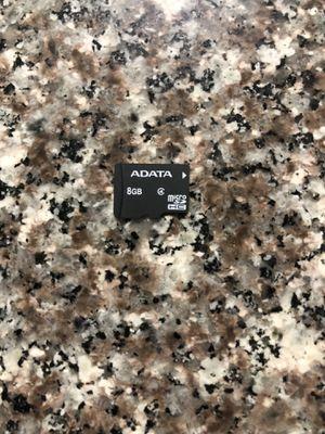 Micro sd card 8gb adata for Sale in Chula Vista, CA