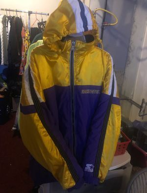 Washington jacket for Sale in Marysville, WA