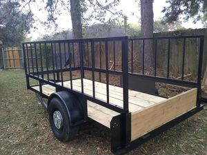 5'x11' trailer NO TITLE/TRAILA No titulo. Only bill of sale for Sale in Humble, TX
