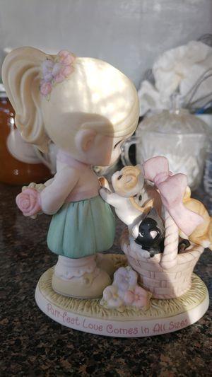 Purr-fect loves comes in all size precious moment for Sale in North Smithfield, RI