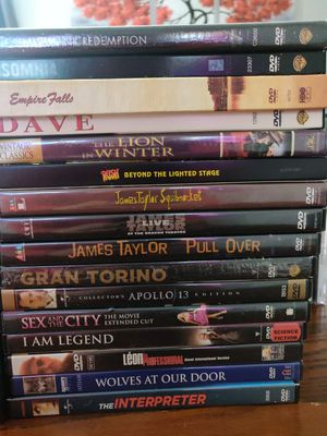 48 DVD movies for Sale in Buffalo, NY