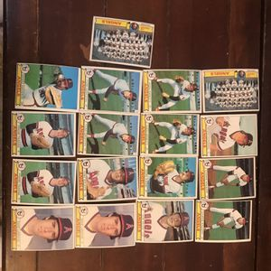 Topps Angels 1979 Baseball Cards for Sale in St. Charles, IL