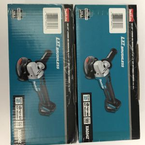 Makita 18-Volt LXT Lithium-Ion Brushless Cordless 4-1/2 in./5 in. Cut-Off/Angle Grinder (Tool-Only) for Sale in Santa Ana, CA