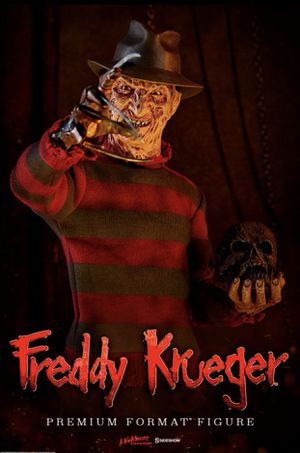Sideshow Collectibles Freddy Krueger Premium Format Horror Statue for Sale in Chino, CA