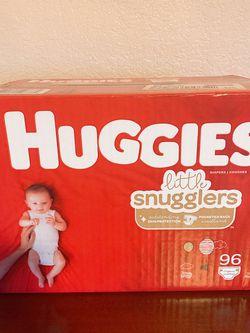 Huggies Pañales Size 1 for Sale in Watsonville,  CA