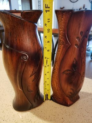 2 artificial floral vase for Sale in Southwest Ranches, FL