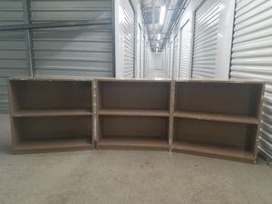 Bookshelves for Sale in Kent, WA