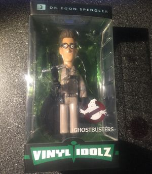 EGON SPENGLER Vinyl Idolz Ghostbusters Vinyl Sugar 8 inch figure statue, collectible figure for Sale in Queens, NY