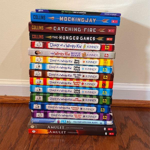 Teenage And Children's Books