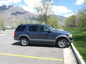 02 Ford Explorer XLT 109k miles excellent condition 2700 obo for Sale in Spanish Fork, UT