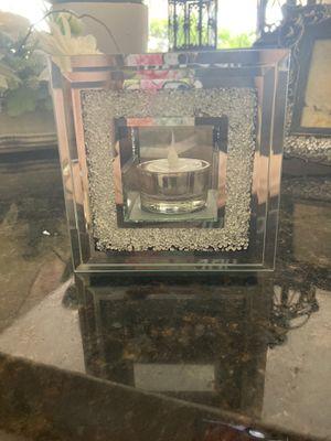 Z Gallerie Swarovski Candle Holder for Sale in Margate, FL