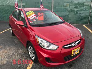 2014 Hyundai Accent 80K. $6900 for Sale in Malden, MA