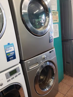 LG washer and dryer set for Sale in Commerce, CA