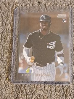 Mlb Baseball ⚾️ Luis Robert Rookie Card for Sale in Rialto,  CA