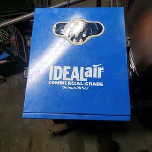 Idealair Dehumidifier for Sale in Tacoma, WA