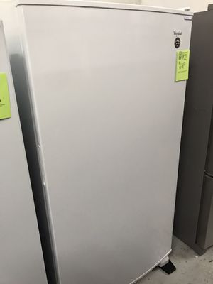 Brand new Whirlpool Frost free upright freezer. for Sale in Morrisville, NC