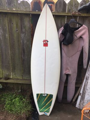 "5'11"" Fletcher Chounard Mullet surfboard for Sale in San Francisco, CA"