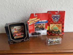 Set of 4 vintage toy cars for Sale in Orlando, FL