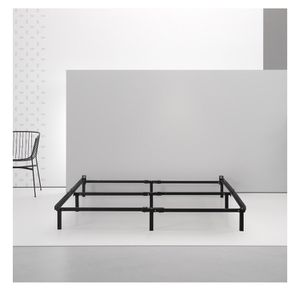 """Spa Sensations by Zinus 7"""" Low Profile Adjustable Steel Bed Frame, fits Twin-Full-Queen, 10B-2036 for Sale in St. Louis, MO"""