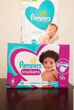 Pampers Bundle for Sale in Los Angeles, CA