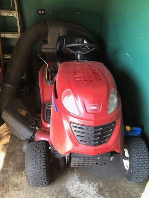 Toro riding Lawn Mower for Sale in Evergreen Park, IL
