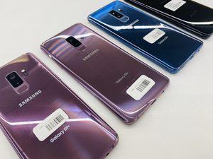 Samsung s9 PLUS $299! UNLOCKED for Sale in Tulsa, OK