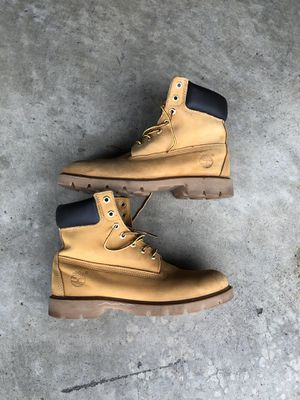 Timberland boots size 9.5 for Sale in Gaithersburg, MD