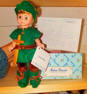 Madame Alexander | PETER PAN DOLL *BRAND NEW* 13660 RARE for Sale in Woodbridge, VA