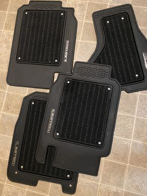NEW Dodge Ram 1500 Limited Luxury floormats never used for Sale in Chula Vista, CA